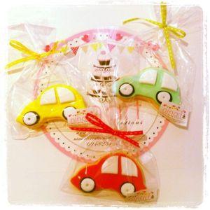 αυτοκινητάκια μπισκότα