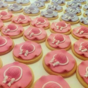 καπελάκια μπισκότα